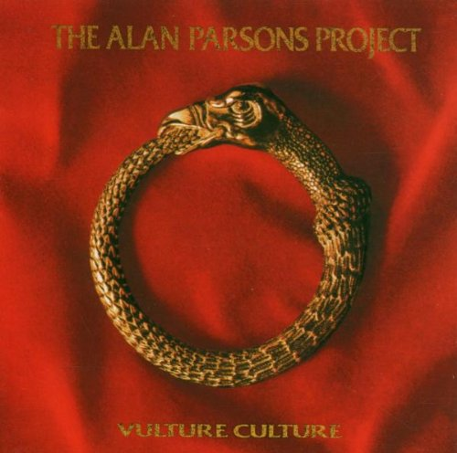 The Alan Parsons Project Let's Talk About Me cover art