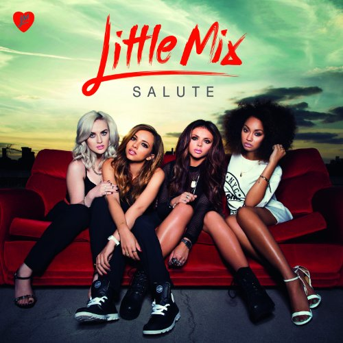 Little Mix Move cover art