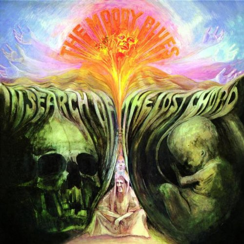 The Moody Blues Legend Of A Mind cover art
