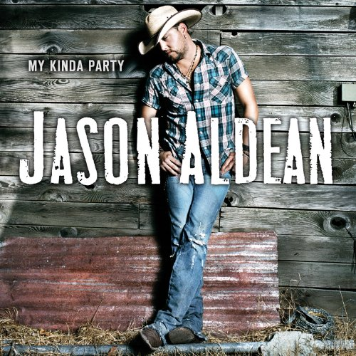 Jason Aldean My Kinda Party cover art