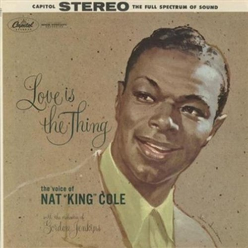 Nat King Cole When I Fall In Love cover art