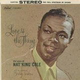 When I Fall In Love sheet music by Nat King Cole