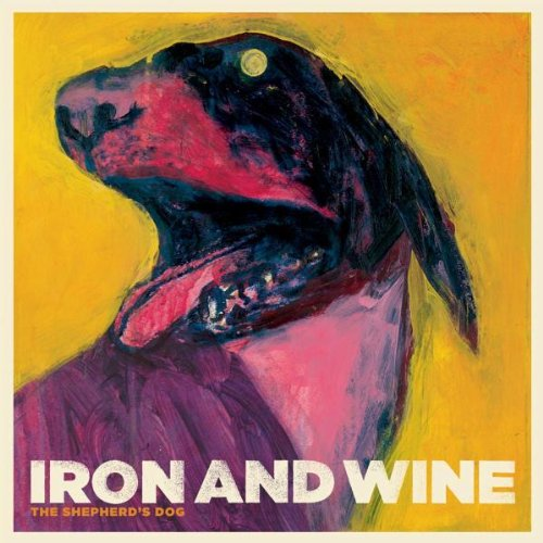 Iron & Wine Boy With A Coin cover art