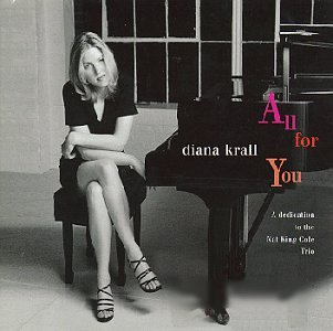 Diana Krall A Blossom Fell cover art