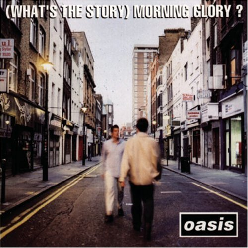 Oasis She's Electric cover art
