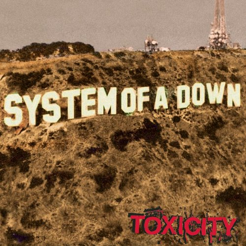 System Of A Down Toxicity cover art