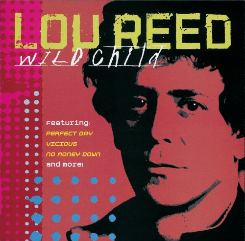 Lou Reed I'm Waiting For The Man cover art