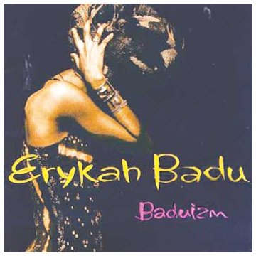 Erykah Badu On And On cover art