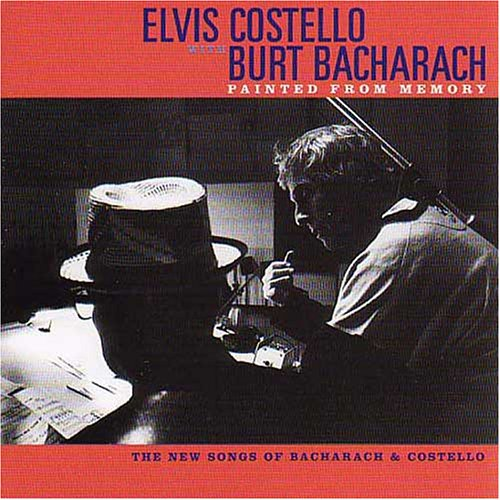 Elvis Costello and Burt Bacharach The Sweetest Punch cover art
