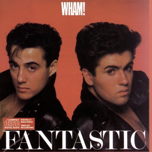 Wham! Young Guns (Go For It) cover art