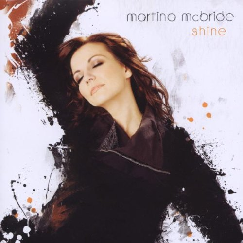 Martina McBride Ride cover art