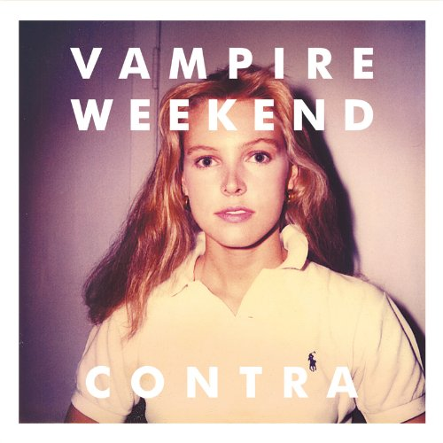 Vampire Weekend Horchata cover art