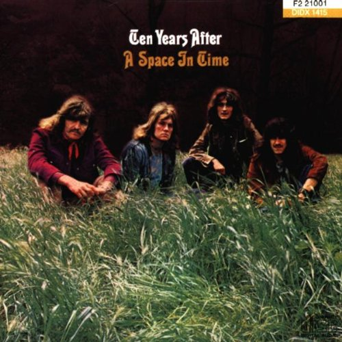 Ten Years After I'd Love To Change The World cover art