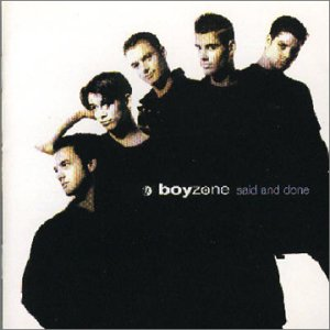 Boyzone Arms Of Mary cover art