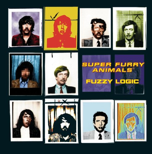 Super Furry Animals Something 4 The Weekend cover art