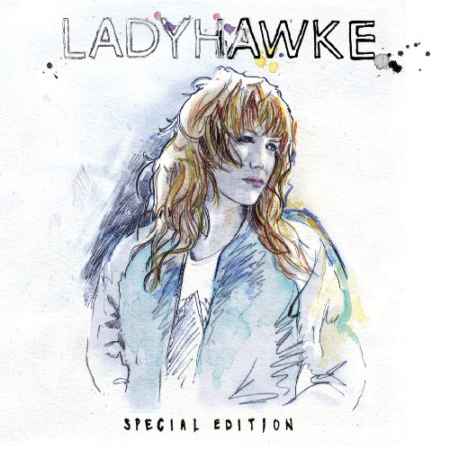 Ladyhawke Paris Is Burning cover art