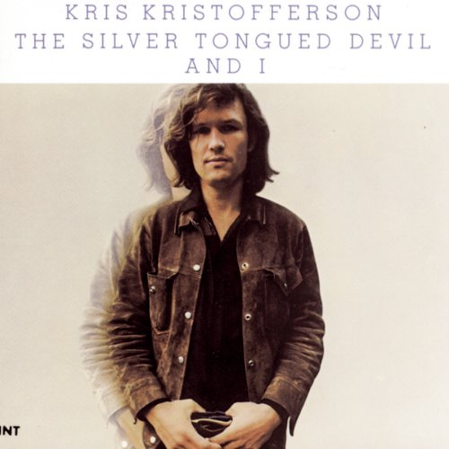 Kris Kristofferson Loving Her Was Easier (Than Anything I'll Ever Do Again) cover art