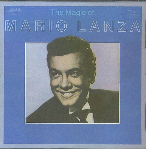 Mario Lanza Wanting You cover art