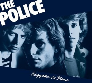 The Police Walking On The Moon cover art