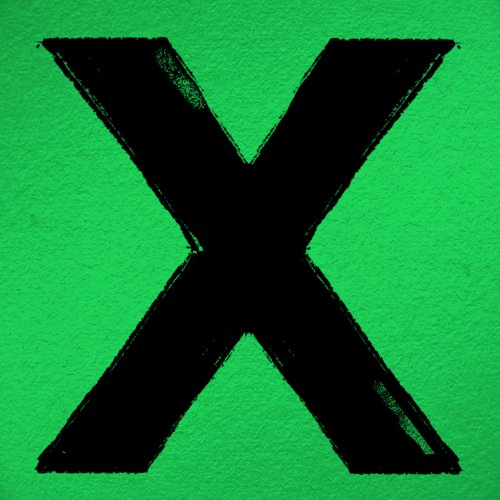 Ed Sheeran One cover art