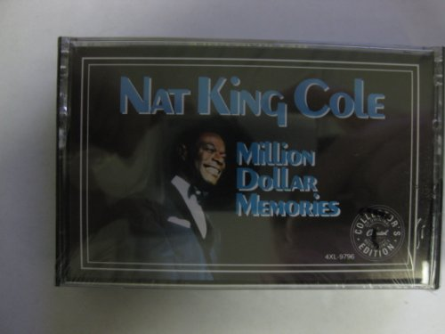 Nat King Cole Nature Boy cover art