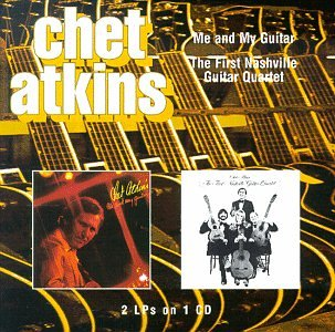 Chet Atkins Cascade cover art