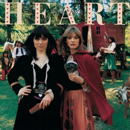 Heart Little Queen cover art