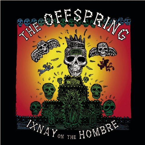 The Offspring Gone Away cover art