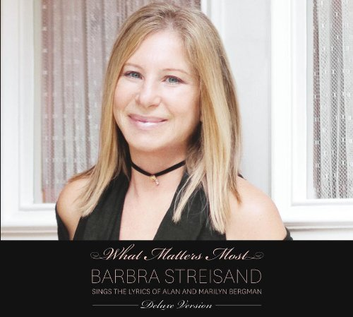 Barbra Streisand Alone In The World cover art