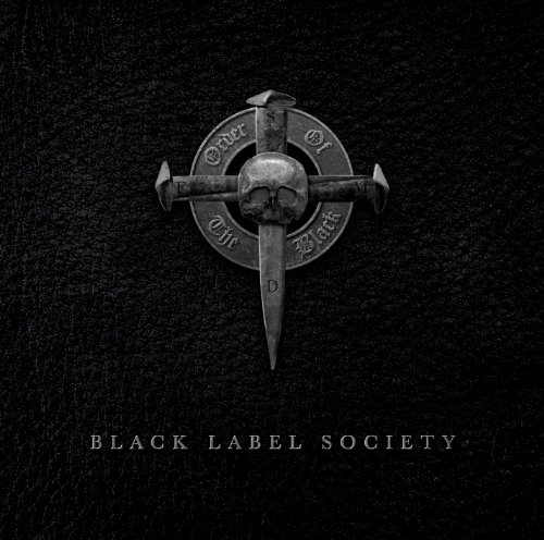 Black Label Society Riders Of The Damned cover art
