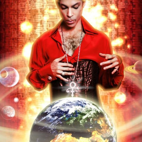 Prince The One U Wanna C cover art