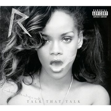 Rihanna Drunk On Love cover art