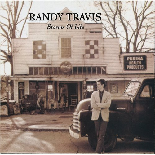 Randy Travis On The Other Hand cover art