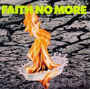 Faith No More Epic cover art
