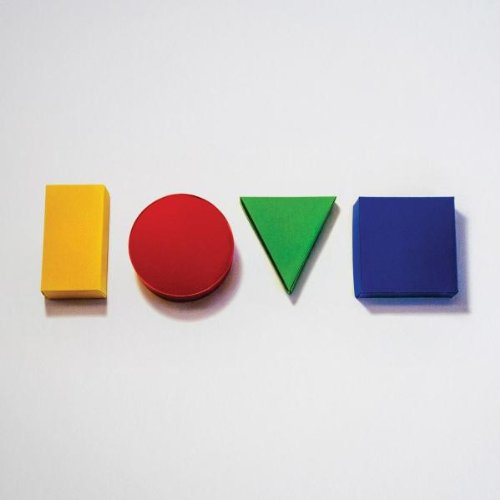 Jason Mraz The Woman I Love cover art