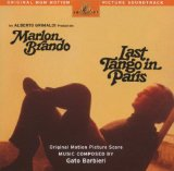 Last Tango In Paris sheet music by Gato Barbieri