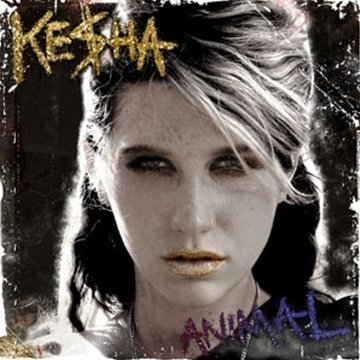 Kesha Animal cover art