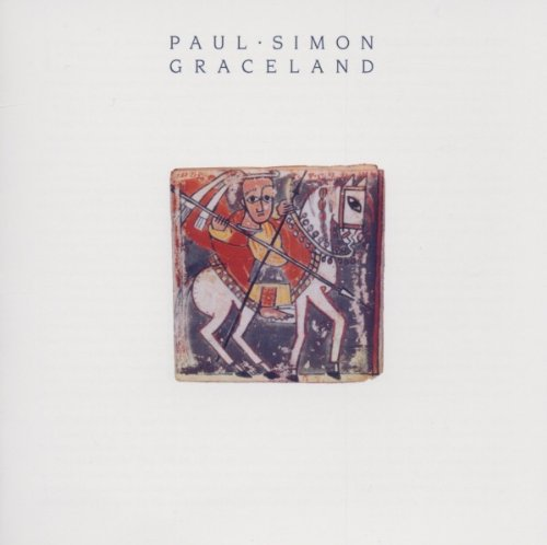 Paul Simon Graceland cover art