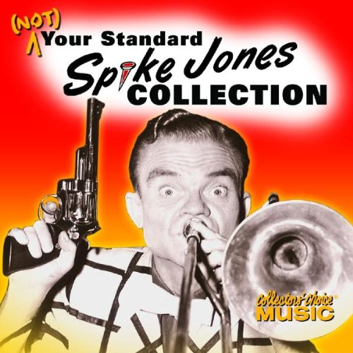 Spike Jones By The Beautiful Sea cover art