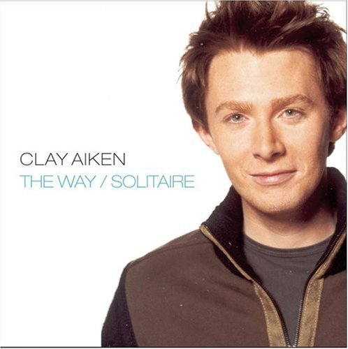 Clay Aiken Solitaire cover art