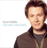 Solitaire sheet music by Clay Aiken