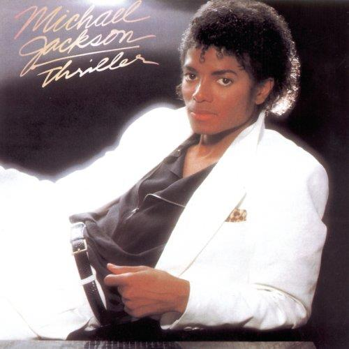 Michael Jackson Thriller (arr. Deke Sharon) cover art