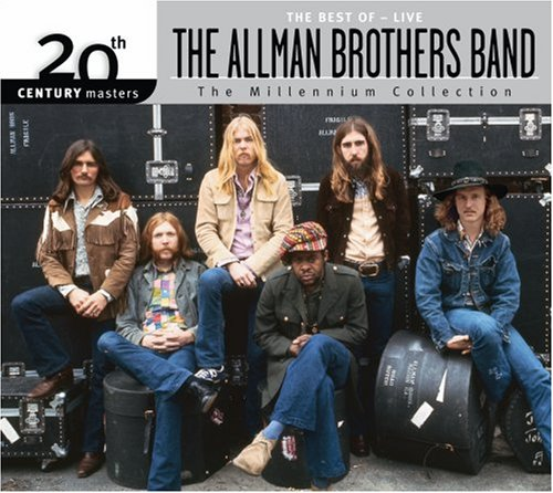 The Allman Brothers Band Pony Boy cover art
