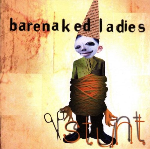 Barenaked Ladies One Week cover art