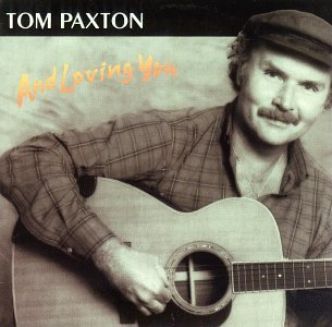 Tom Paxton You Are Love cover art