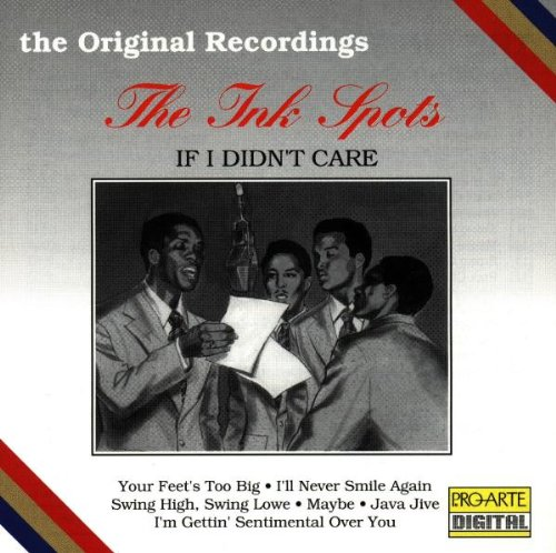 The Ink Spots Java Jive cover art