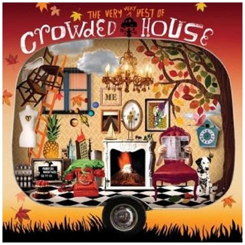Crowded House Don't Dream It's Over cover art