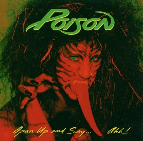 Poison Nothin' But A Good Time cover art