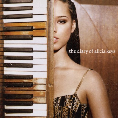 Alicia Keys Nobody Not Really cover art