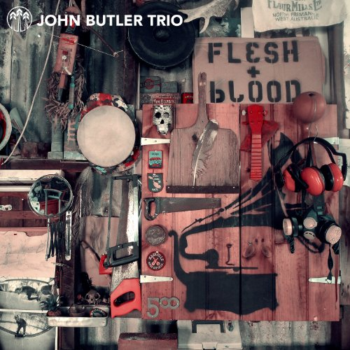 The John Butler Trio Only One cover art